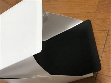 株主優待のクーポンで折り畳み式フォトボックスを購入