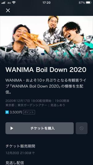 WANIMAのライブ配信をお得に観る方法!